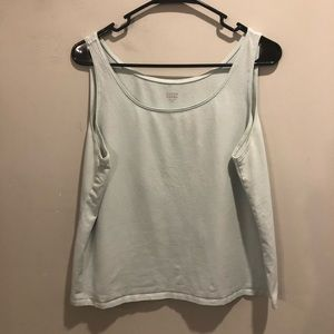 Eileen Fisher tank top light blue